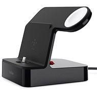 Belkin PowerHouse pre Apple Watch a iPhone čierny - Nabíjací stojan