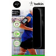 Belkin Sport-Fit Pro Armband čierne - Puzdro na mobil