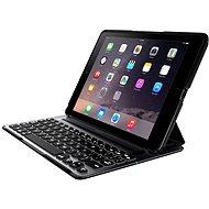Belkin QODE Ultimate Pro Keyboard Case pre iPad Air 2 – čierna