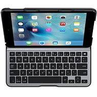 Belkin QODE Ultimate Lite Keyboard Case pre iPad mini 4 – čierna - Klávesnica