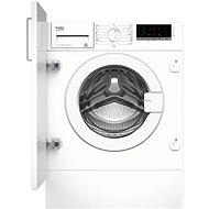 BEKO WITC7612B0W - Vstavaná práčka