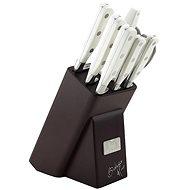 BerlingerHaus Sada nožů v dřevěném stojanu antikor 8ks - Sada nožov