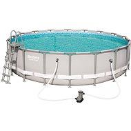 BESTWAY Pool Set 5,49 m × 1,32 m - Bazén