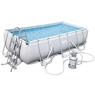 BESTWAY Rectangular Pool Set 4,04 m ×  2,01 m × 1,00 m - Bazén
