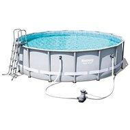 BESTWAY Pool Set 4,88 m × 1,22 m - Bazén