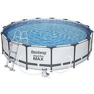 BESTWAY Pool Set 4,57 m × 1,07 m - Bazén