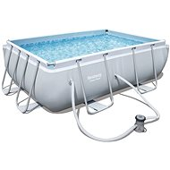 BESTWAY Rectangular Pool Set 2,82 m × 1,96 m × 84 cm - Bazén