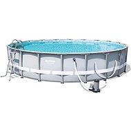 BESTWAY Pool Set 6,10 m × 1,22 m - Bazén