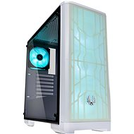 BitFenix Nova Mesh TG RGB White - PC skrinka