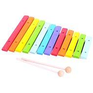 Bigjigs Drevený xylofón - Hudobná hračka