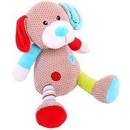Bigjigs Textilné hračka - Psík Bruno - Zvieratko