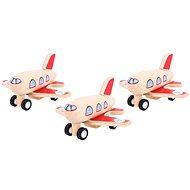 Drevené naťahovacie lietadlo - Lietadlo