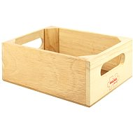 Krabička na drevené potraviny - Herný set
