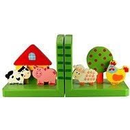 Opierky kníh – Farma - Dekorácia do detskej izby