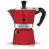 Bialetti Moka Color 1 porcia, červená - Moka kávovar