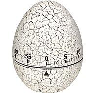 TFA Mechanická minútka 38.1033.02 - vajíčko popraskané biele