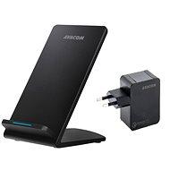AVACOM HomeRAY S10 Qi 10W black + HomeMAX QC3.0, čierna - Nabíjací stojan