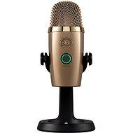 BLUE Yeti Nano zlatá - Mikrofón