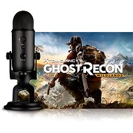 BLUE Yeti Blackout + Ghost Recon Wildlands - Stolný mikrofón