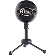 BLUE Snowball Gloss Black - Stolný mikrofón