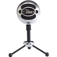 BLUE Snowball Brushed Aluminium - Stolný mikrofón