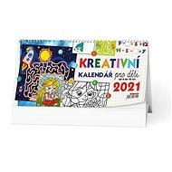 BALOUŠEK Kreativní kalendář pro děti - Stolový kalendár