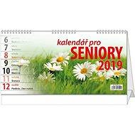 BALOUŠEK Kalendář pro seniory - Stolový kalendár