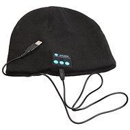 Beanie Bluetooth zimní čepice black - Čiapka