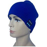 Beanie Bluetooth zimná čiapka blue - Čiapka