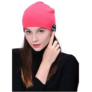 Beanie Bluetooth zimná čiapka pink - Čiapka