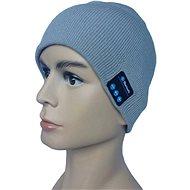 Beanie Bluetooth zimná čiapka gray - Čiapka
