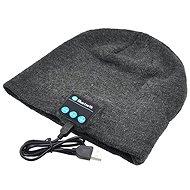 Beanie Bluetooth zimná čiapka light gray - Čiapka