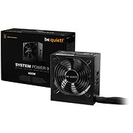 Be quiet! SYSTEM POWER 9 CM 400 W - PC zdroj