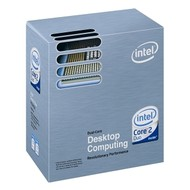 Dvoujádrový procesor Intel Core2 Duo E4500 BOX - Procesor