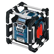 BOSCH GML 50 Professional - Aku rádio