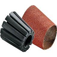 BOSCH Upínacia stopka a kónický brusný návlek 30 mm, zrnitosť 80 - Príslušenstvo