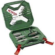 Bosch 54-dielna súprava vrtákov a skrutkovacích bitov X-Line Classic - Súprava vrtákov do dreva