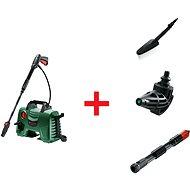 BOSCH EasyAquatak 110 +  90° Nozzle + Wash Brush - Vysokotlakový čistič