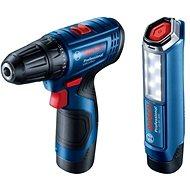 Bosch GSR 120-LI + svítilna