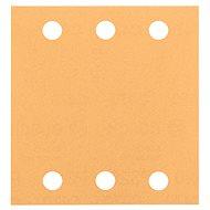 BOSCH Brúsny papier C470, balenie 10 ks 115 × 107 mm, 60