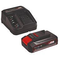 Einhell Starter-Kit Power-X-Change 18 V/2,5 Ah Accessory - Nabíjačka a náhradná batéria