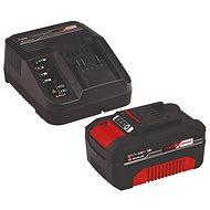 Einhell Starter-Kit Power-X-Change 18 V/4,0 Ah Accessory - Nabíjačka a náhradná batéria