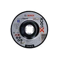 BOSCH X-LOCK Prolomený řezací kotouč Expert for Metal systému  - Rezný kotúč