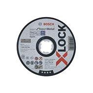 BOSCH X-LOCK Plochý řezací kotouč Expert for Inox+Metal systému  - Rezný kotúč