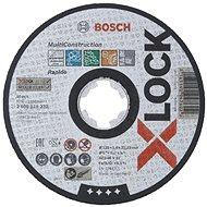 BOSCH X-LOCK Plochý řezací kotouč Multi Material systému  - Rezný kotúč