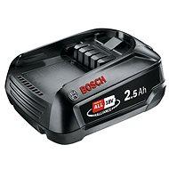 Bosch Li-Ion akumulátor 18 V, 2.5 Ah - Akumulátor