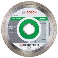 BOSCH Standard for Ceramic 125 × 22,23 × 1,6 × 7 mm - Diamantový kotúč
