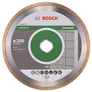 BOSCH Standard for Ceramic 200 × 25,40 × 1,6 × 7 mm - Diamantový kotúč