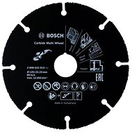 BOSCH Multi Wheel 125 mm - Rezný kotúč