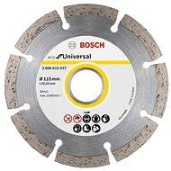 BOSCH Universal 115 × 22,23 × 2,0 × 7 mm - Diamantový kotúč